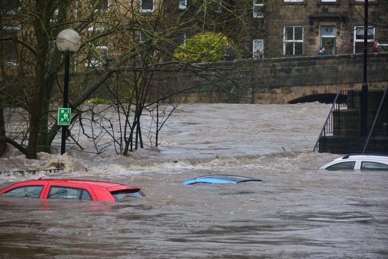 osuszanie budynku po zalaniu